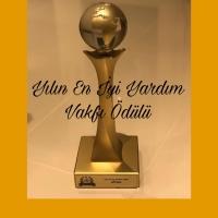 Altın Ege Ödülleri – Yılın En İyi Yardım Vakfı